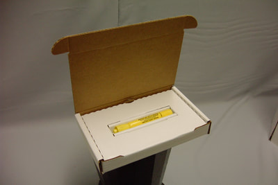 SuperCool Custom Platform Boxes, Dimensional Direct Mail,    Made in USA by Sneller