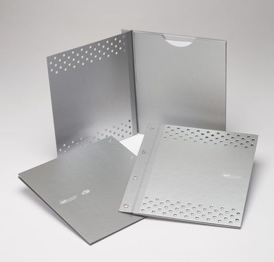 Sneller Creative Promotions - Custom Screwpost Binder