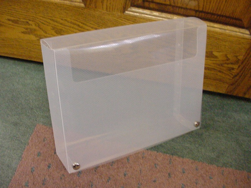 Poly Plastic Tote Boxes, Recycled Packaging by Sneller