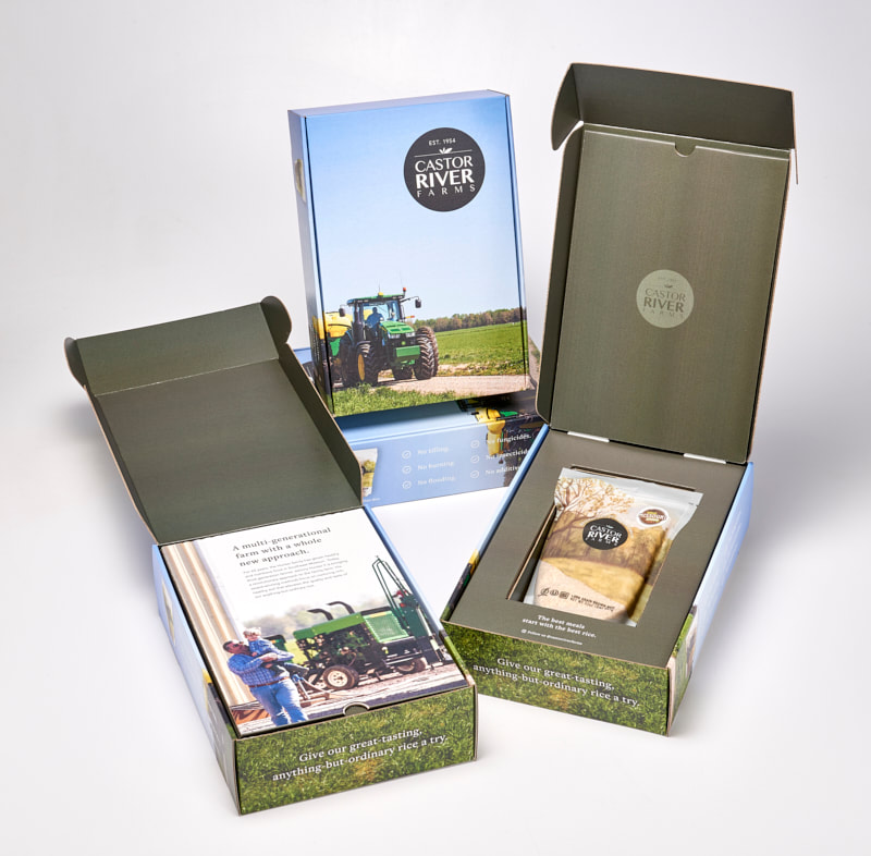 Sneller Creative Promotions - Marketing Boxes, Product Kits