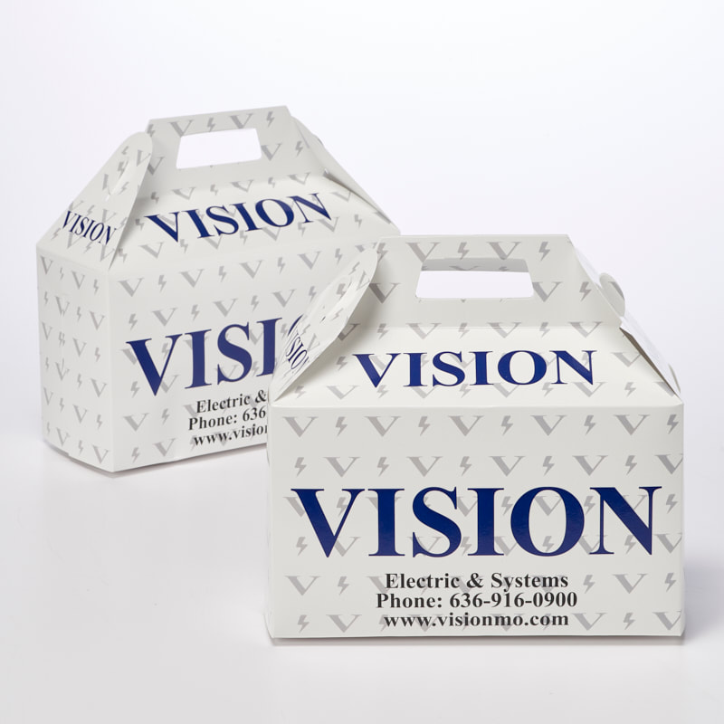 Sneller Creative Promotions - Creative Donut Boxes, Gift Packaging