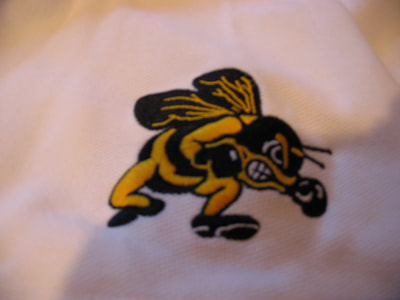 Custom Clothing, Wearables & Apparel: Beautiful Embroidery+ Screen Printing.. Decorated in USA, by Sneller