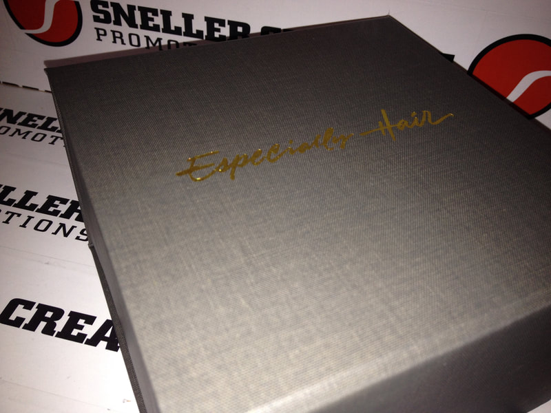 Exquisite Handmade Promotional Packaging by Sneller