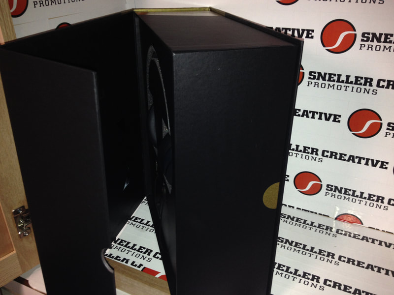 Gift Boxes, Awesome Promotional Packaging by Sneller