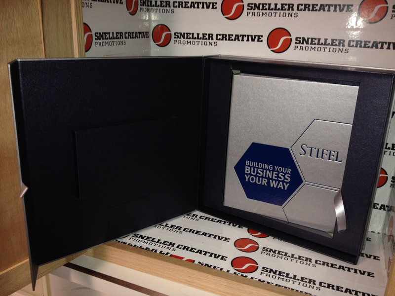 Custom Packaging, Marketing Kits by Sneller