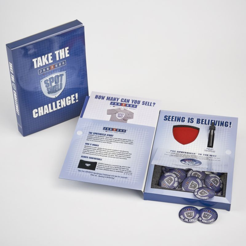Sneller Creative Promotions - Custom Product Demonstration Marketing Kits