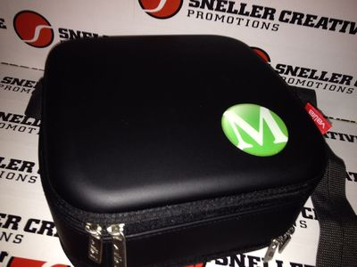 Custom Packaging Logos - Dome Decals, Metal Plates, Rubber Patches and more by Sneller!  Made In USA