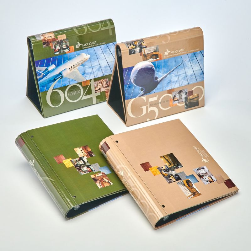 Sneller Creative Promotions - Presentation Binders Marketing Magic