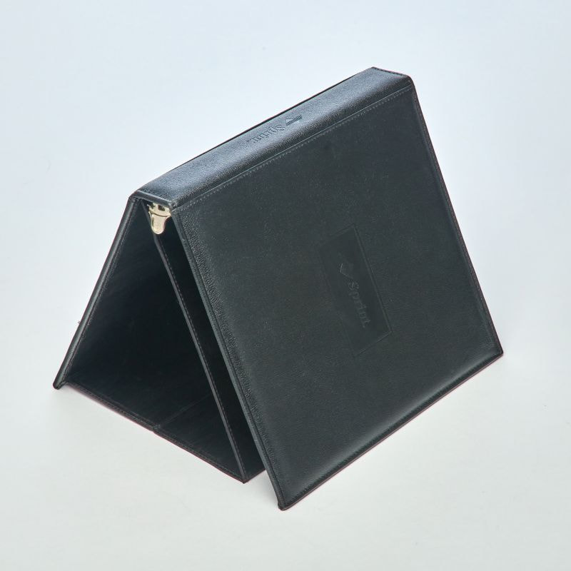 Sneller Creative Promotions - Custom Handcrafted Leather Binders & Packaging