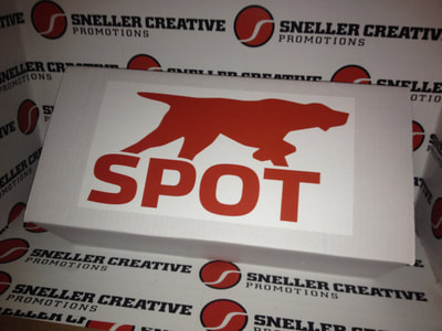 Beautiful Custom Promotional Packaging by Sneller